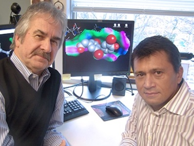 Drs Rennie and Cherkasov