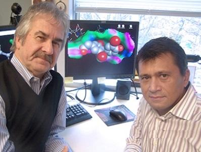 Drs Rennie and Cherkasov