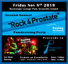 Rock4Prostate